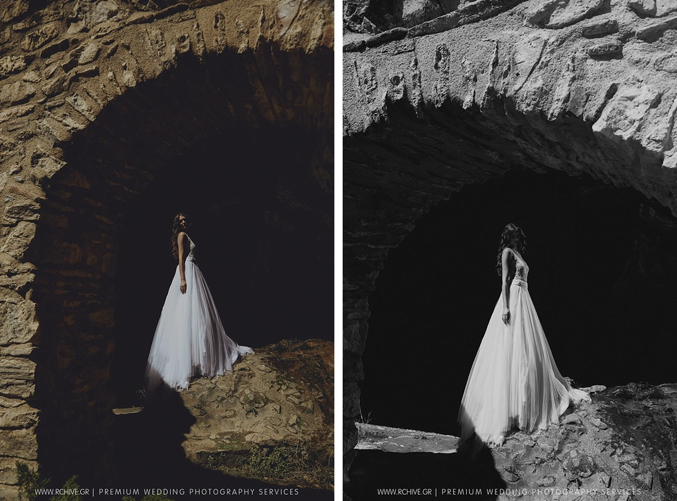 Bridal editorial Marie Barola by rChive