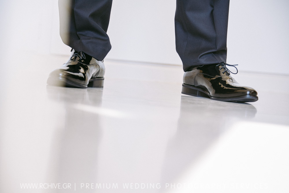 shoes groom