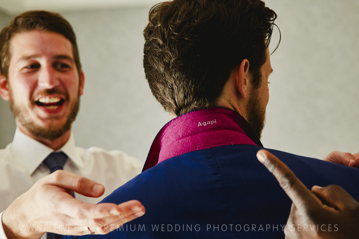 wedding preparations photos