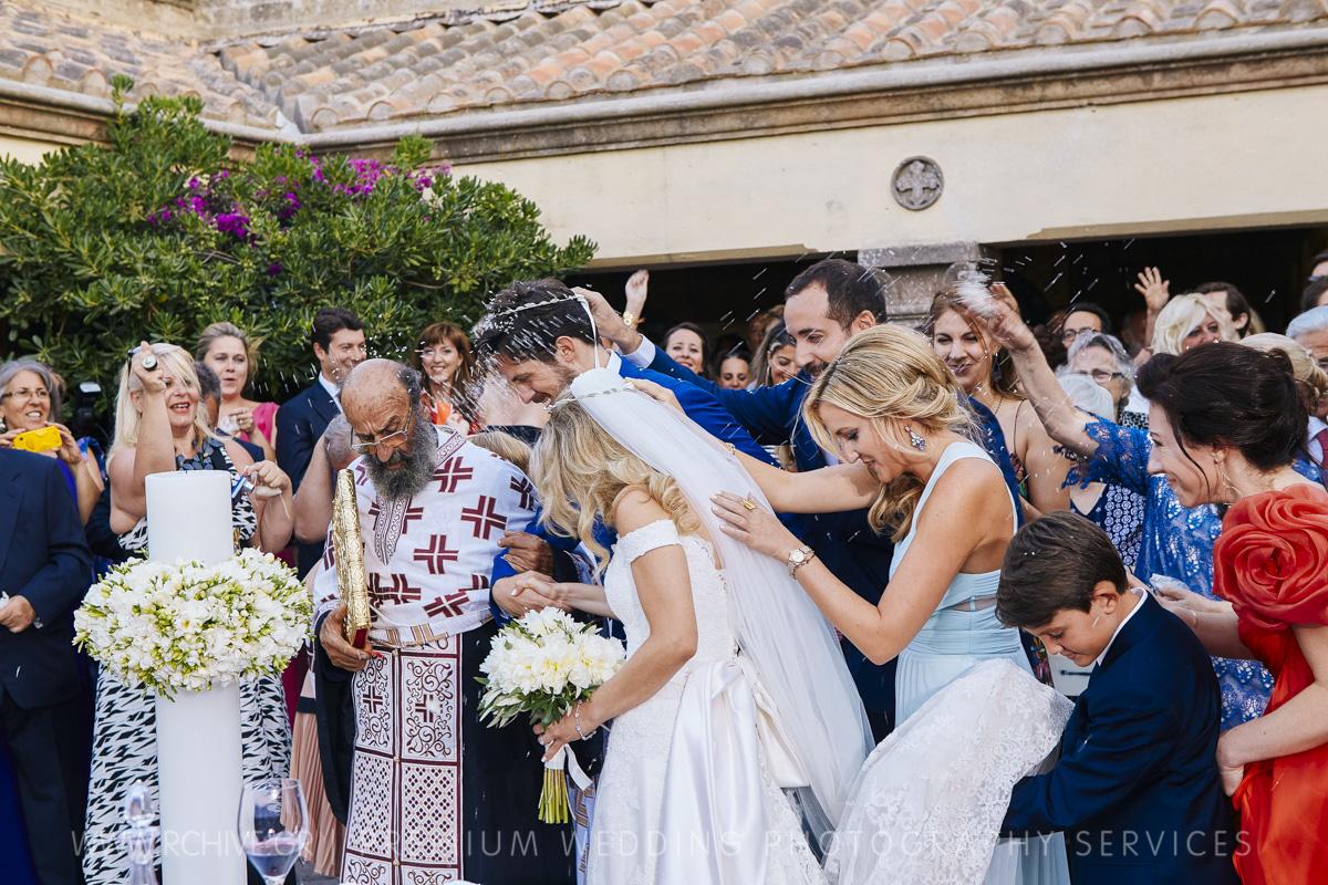 γάμος στη φιλέρημο