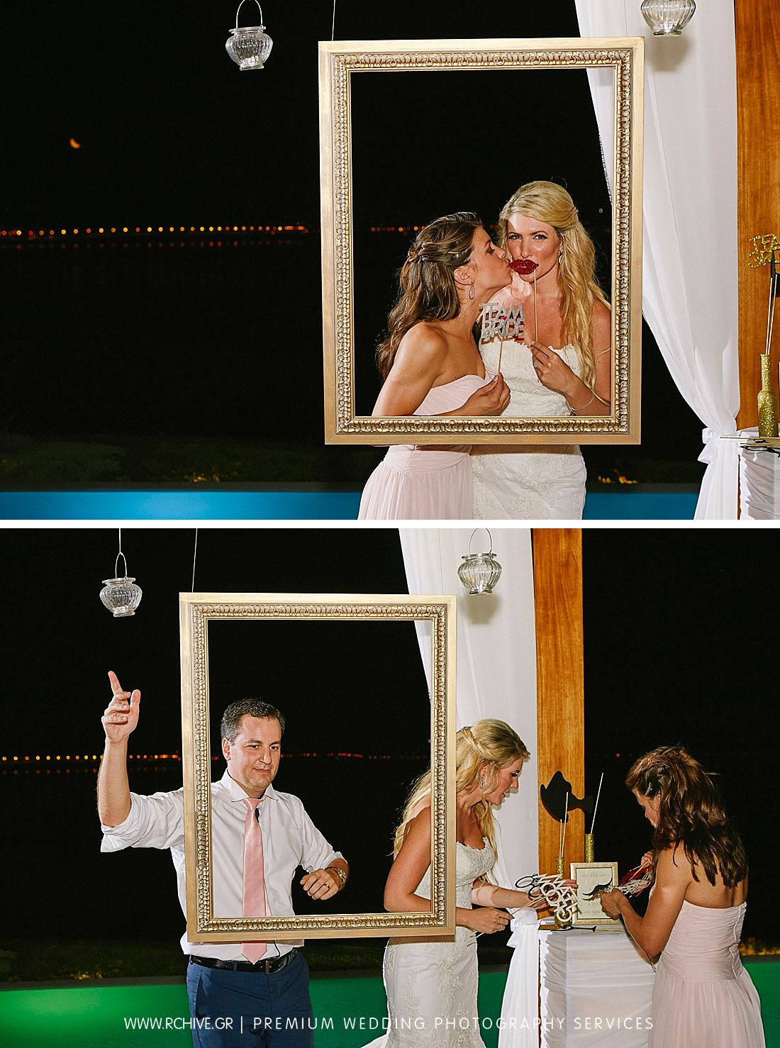 photo booth wedding photography