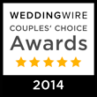 Couples Award wedding photographer 2014