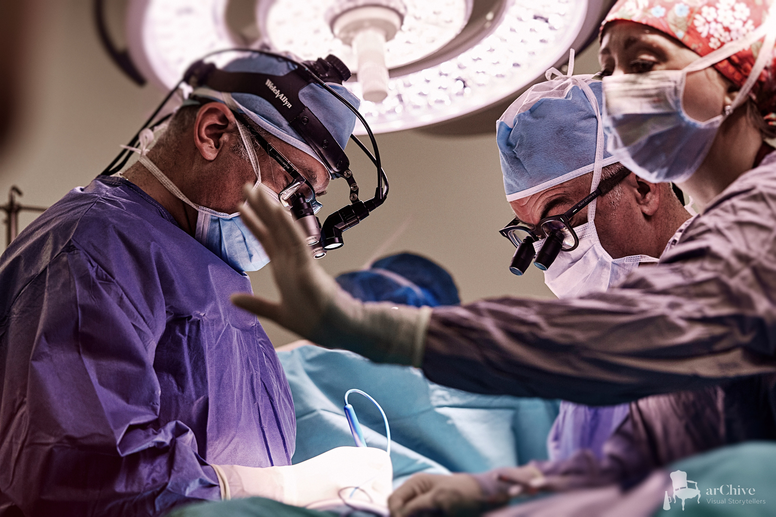 φωτογράφιση γιατρού