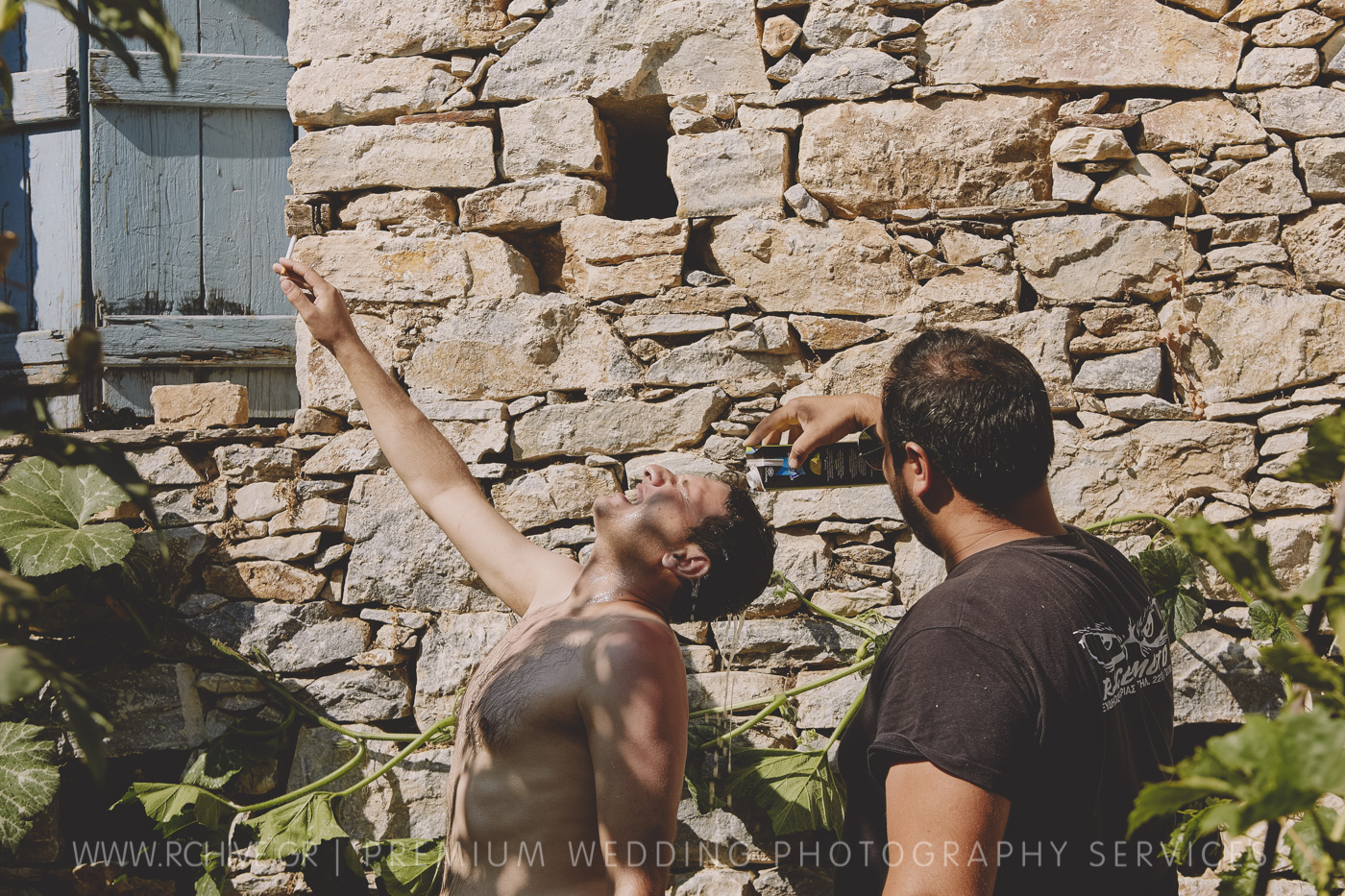 traditional wedding photographer ikaria