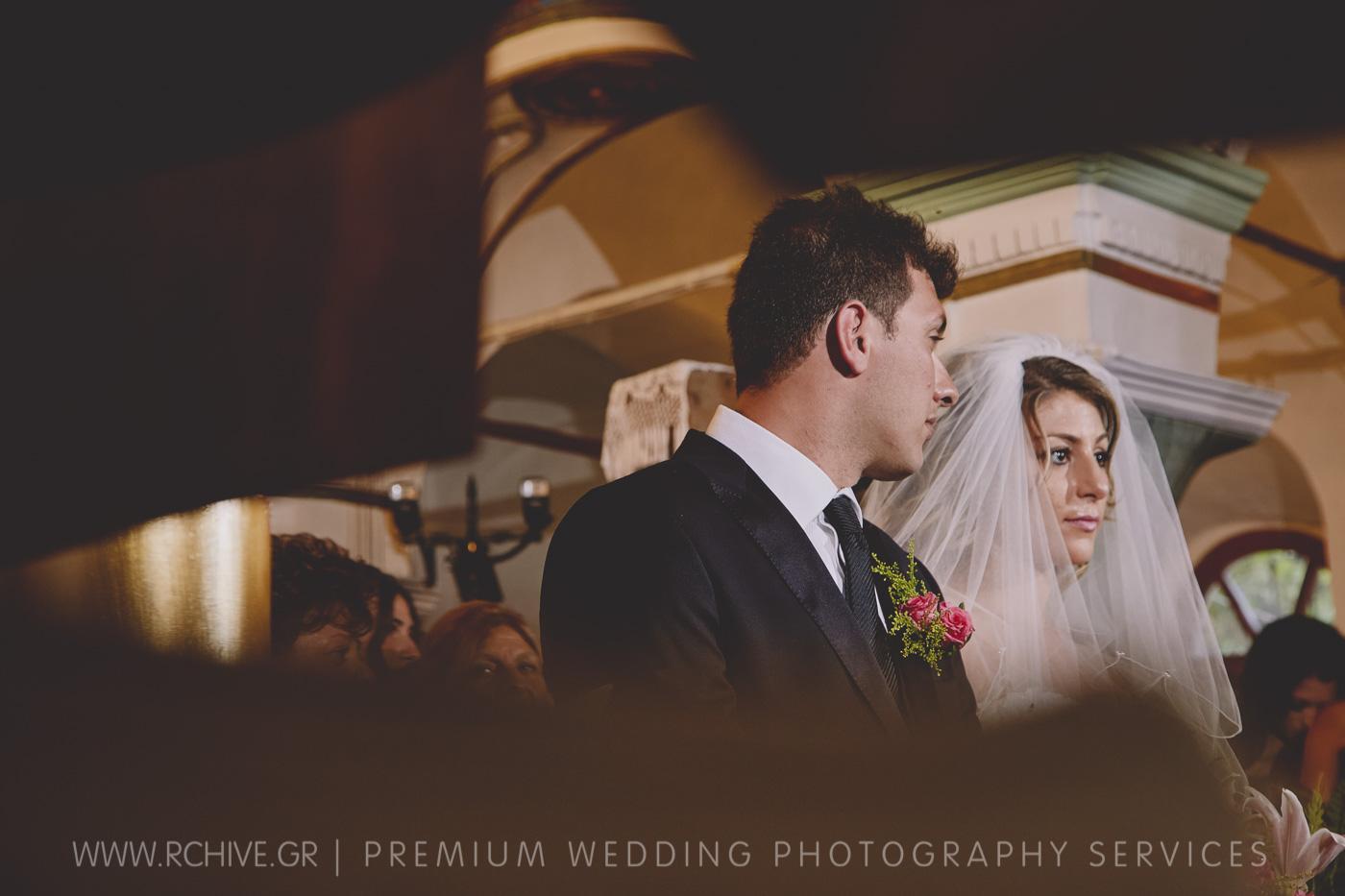 church wedding photos greece