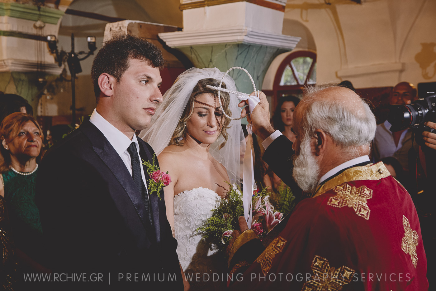 church wedding photos ikaria