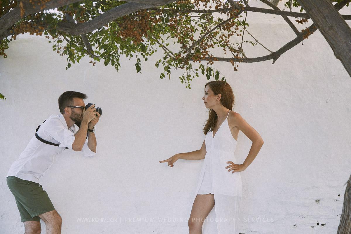 mediterranean wedding sifnos