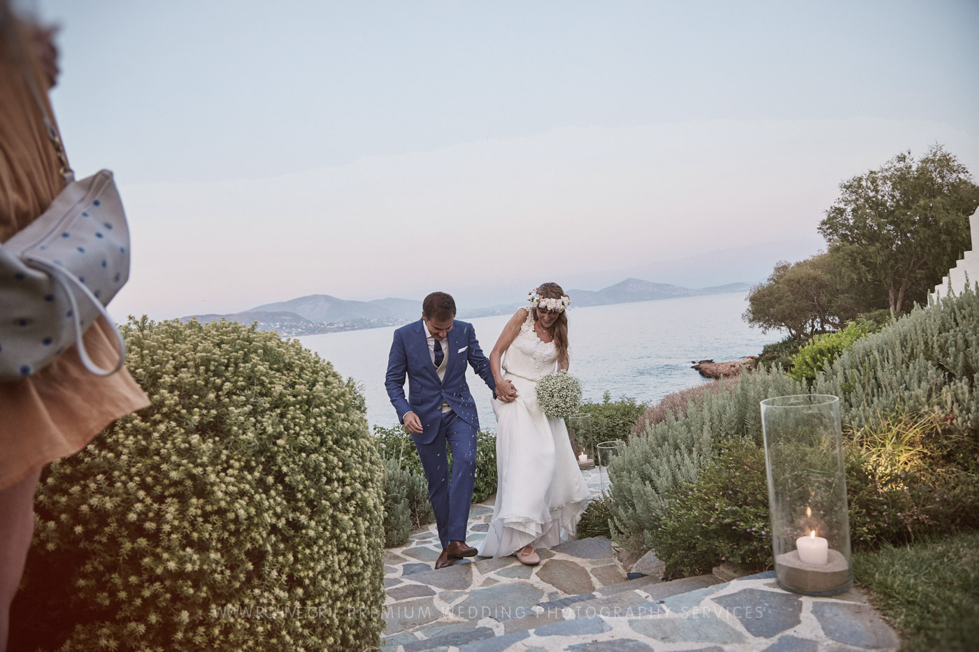 trusted wedding photographer greece