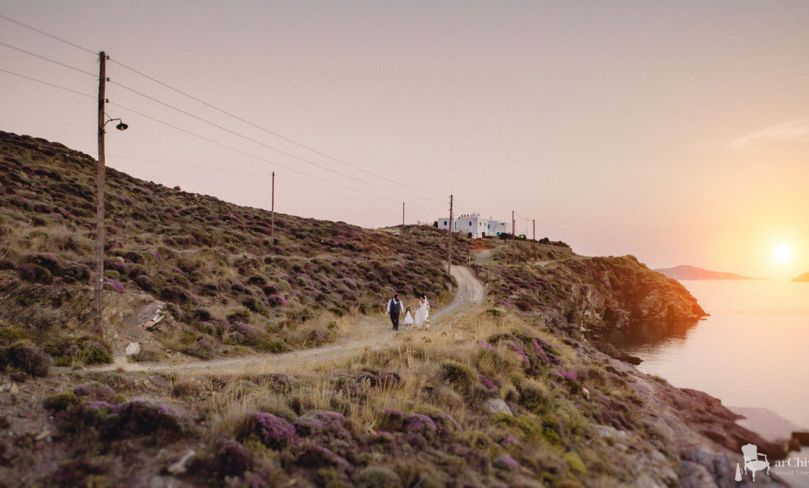 Sifnos wedding photography