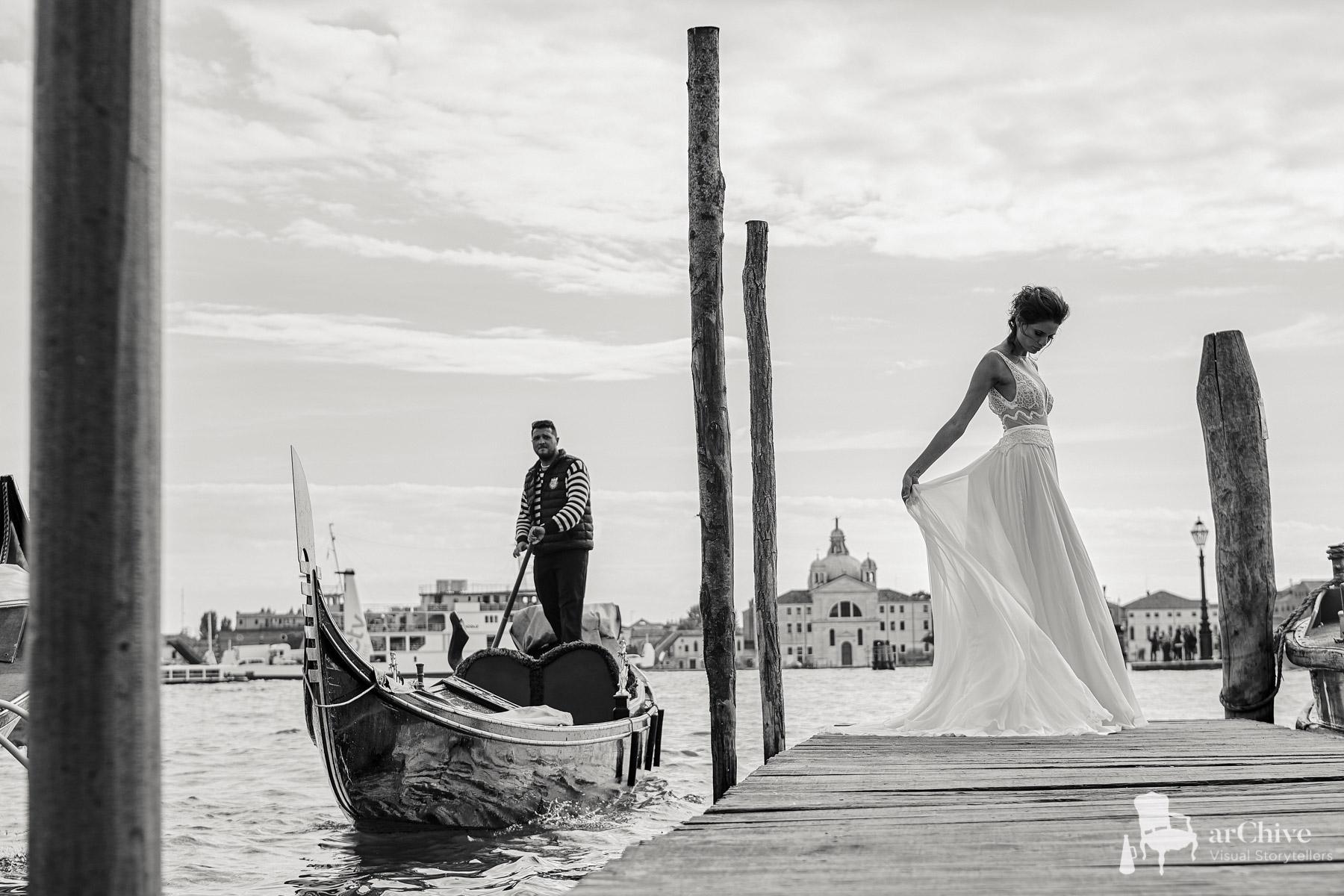 Wedding Dress Editorial