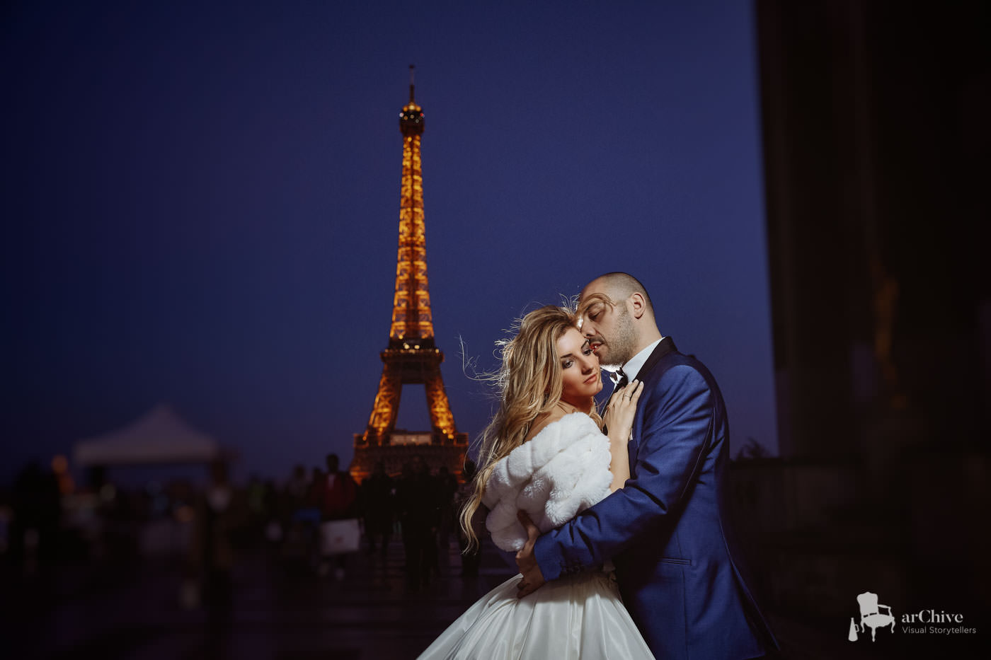 wedding video paris