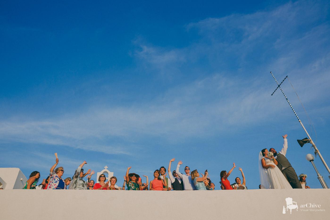 cyclades greece wedding photography