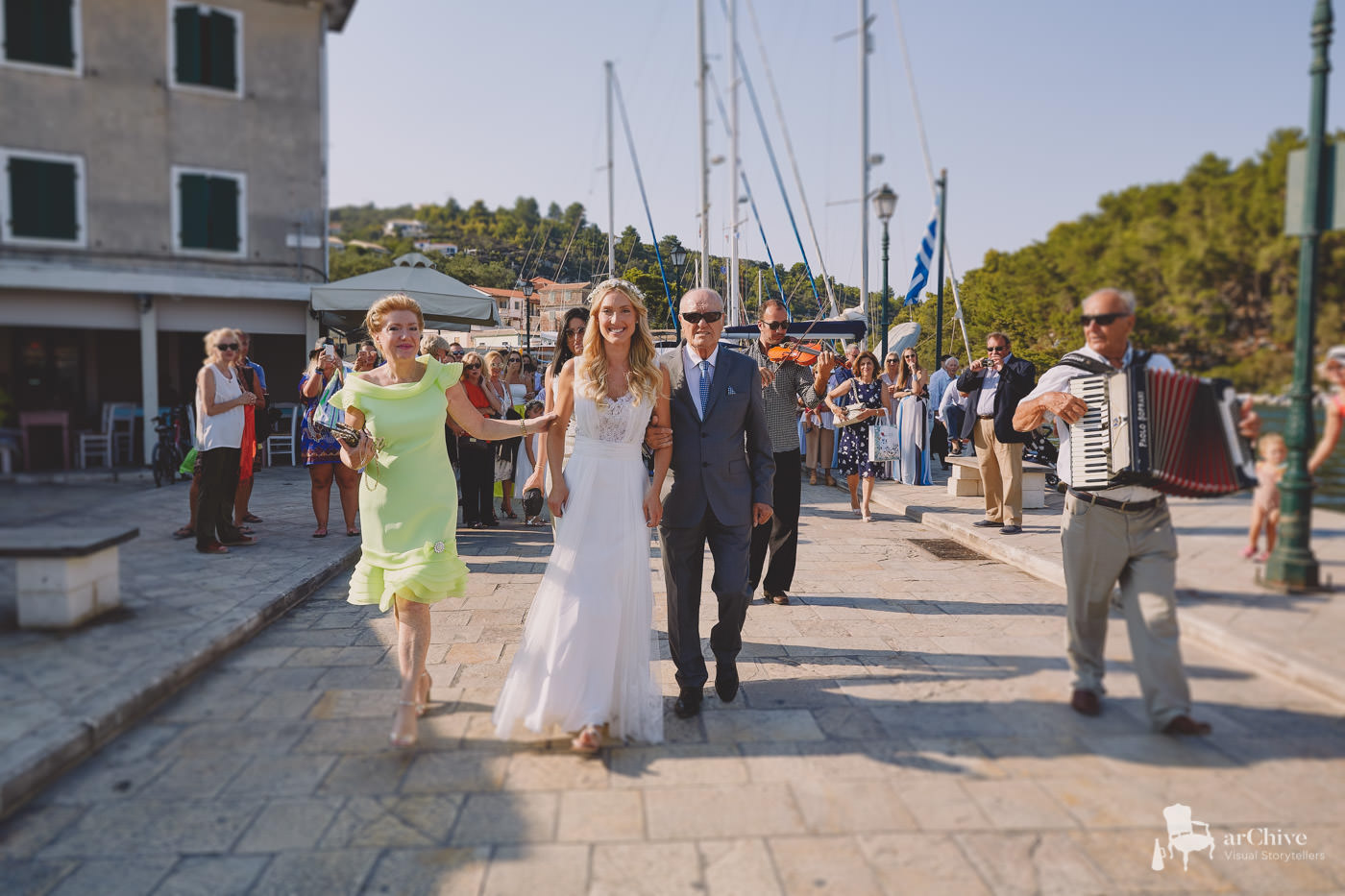 wedding photographer greece paxoi