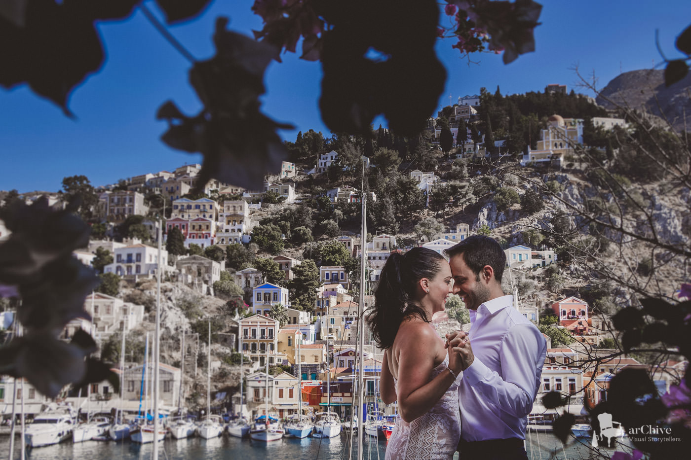 Wedding Photographer Symi