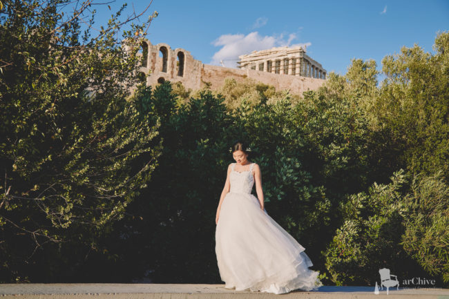 wedding photos akropolis