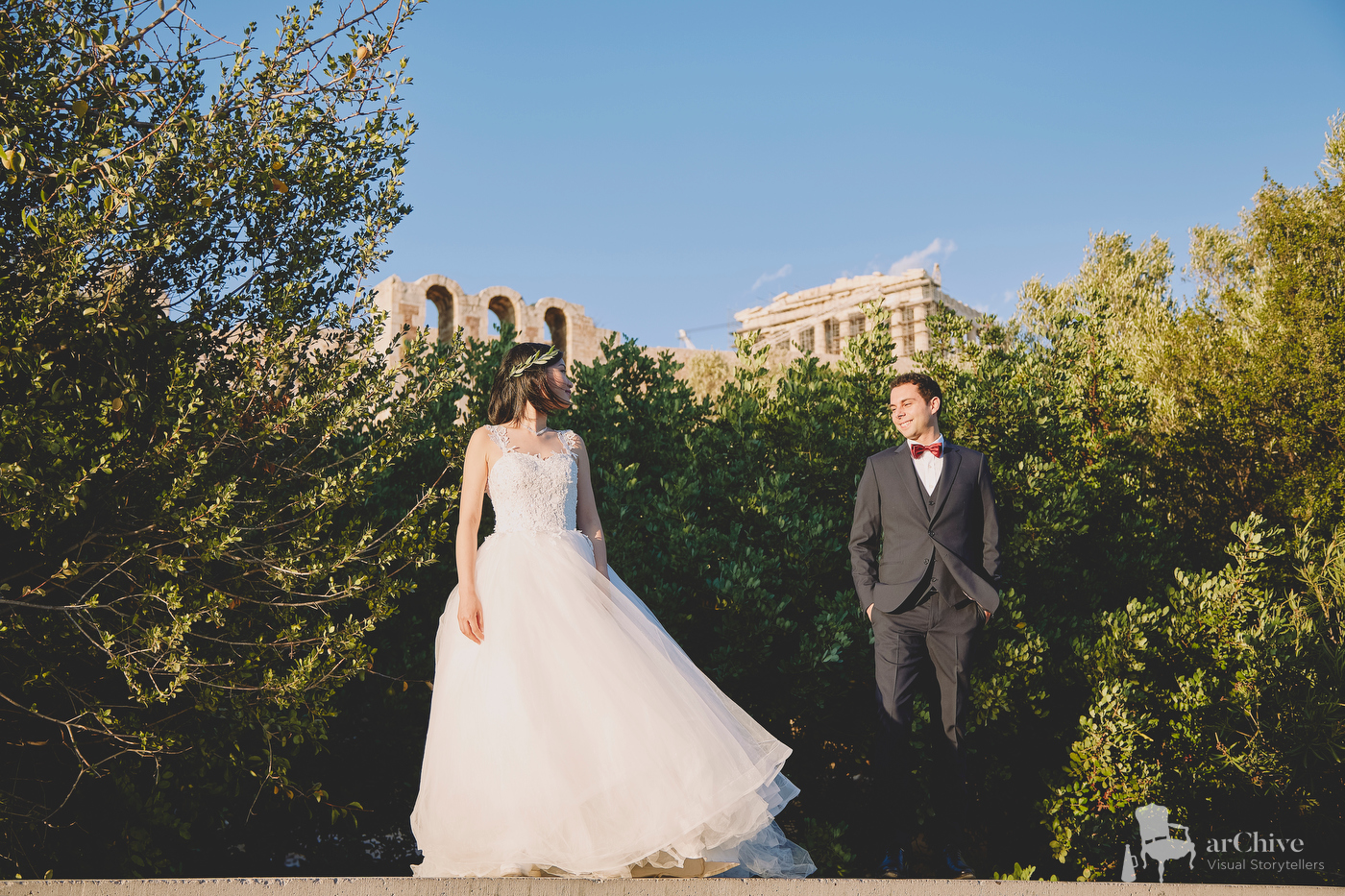 wedding photographer akropolis