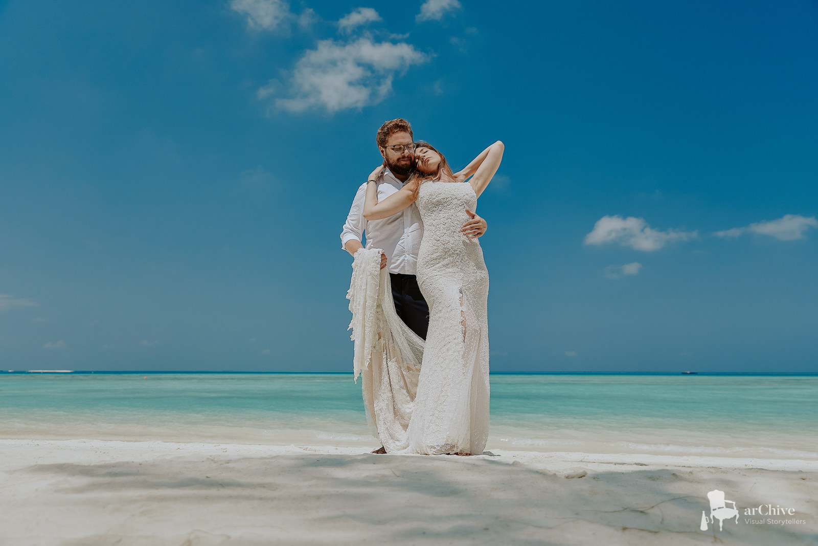 Wedding photography Maldives
