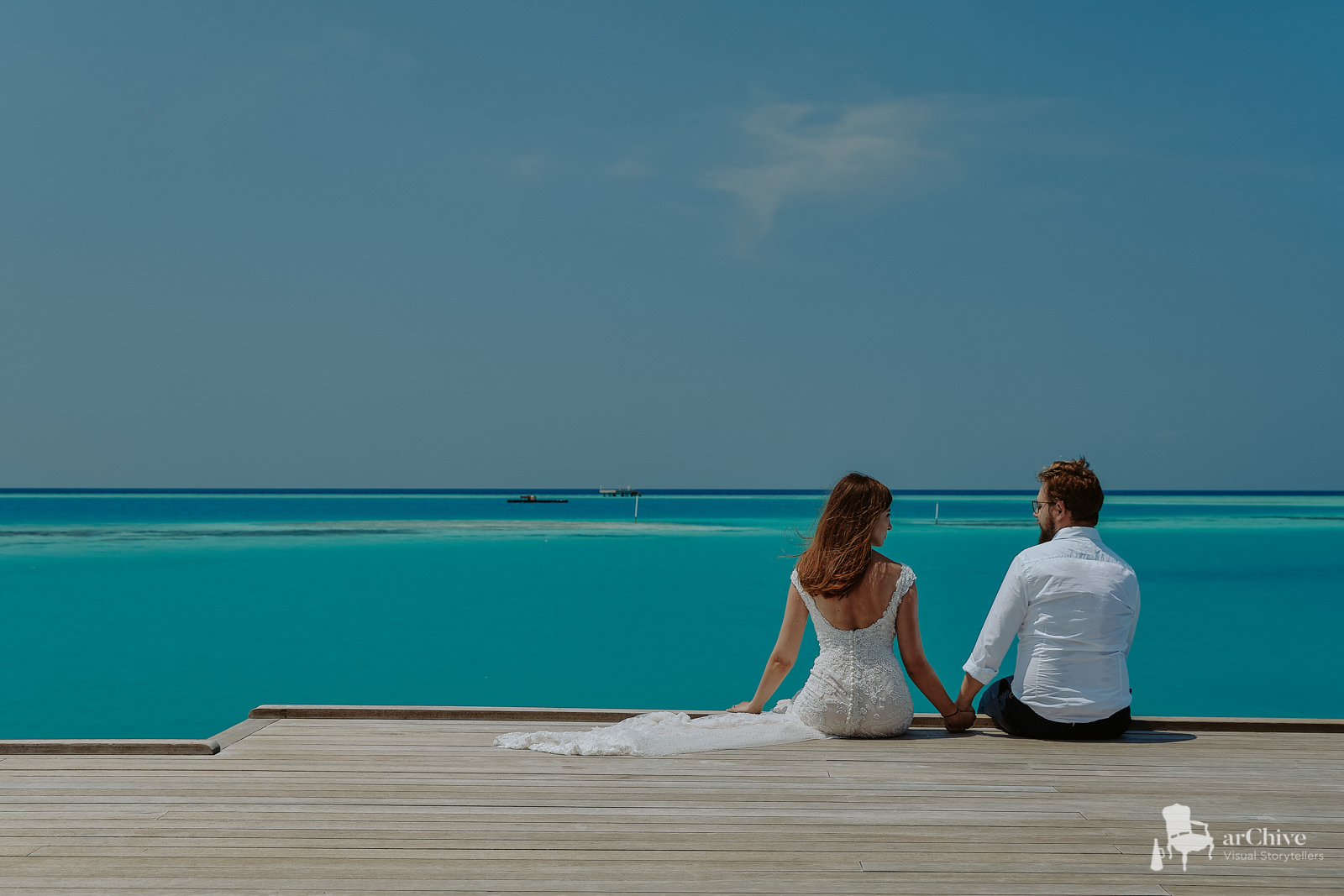 Wedding photographer Maldives