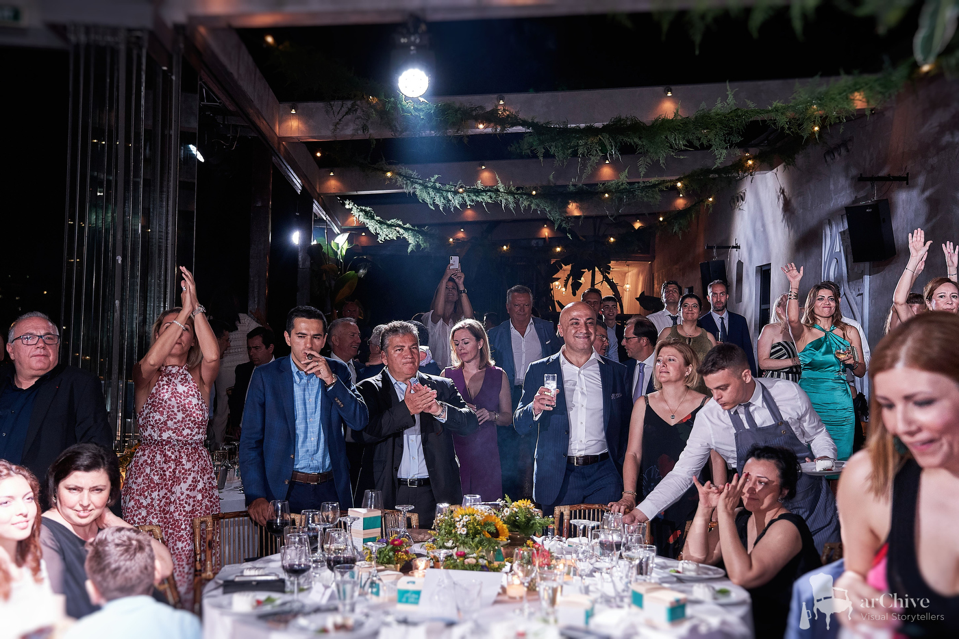 wedding party balux