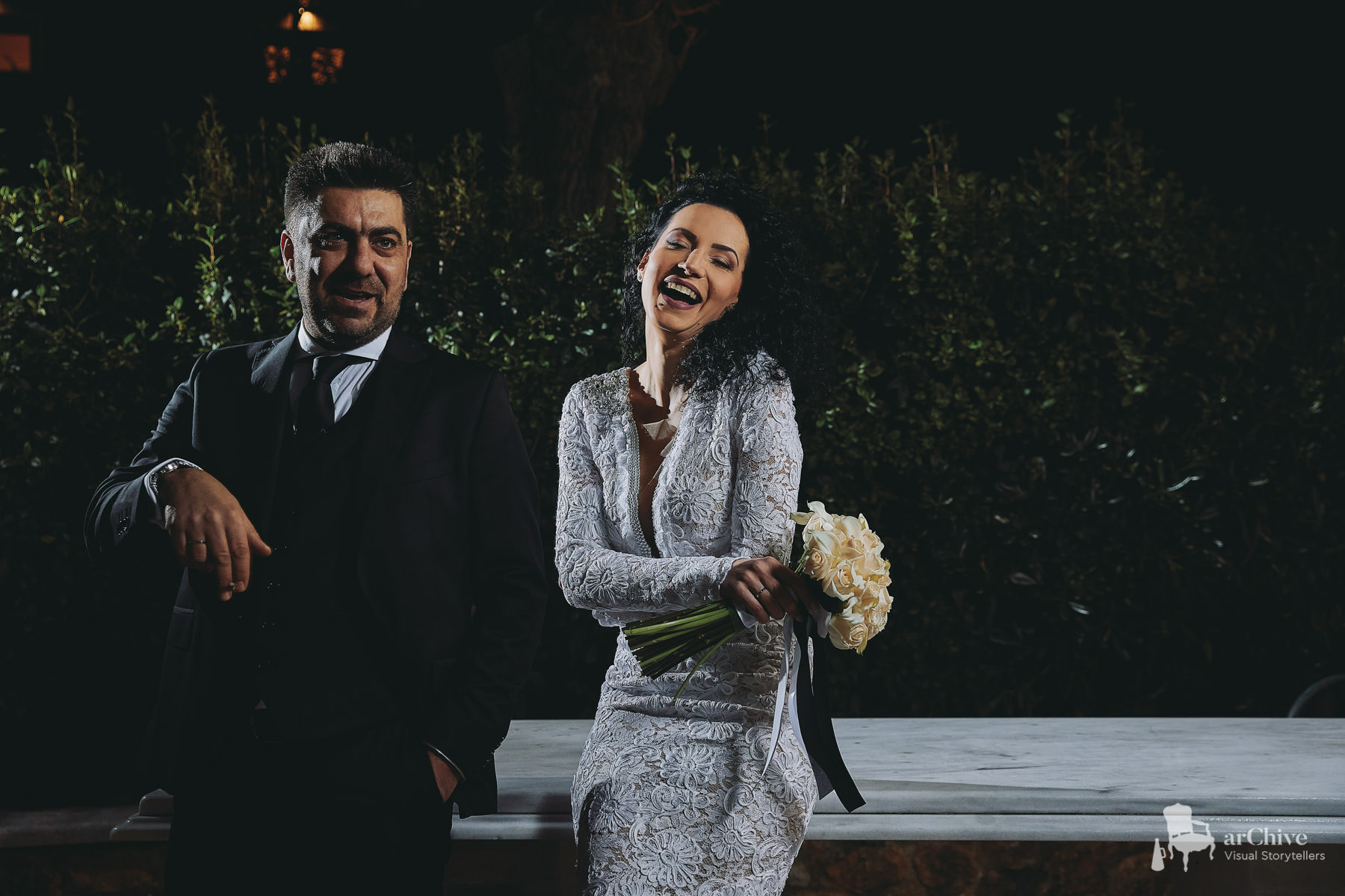agia marina ekali wedding photographer