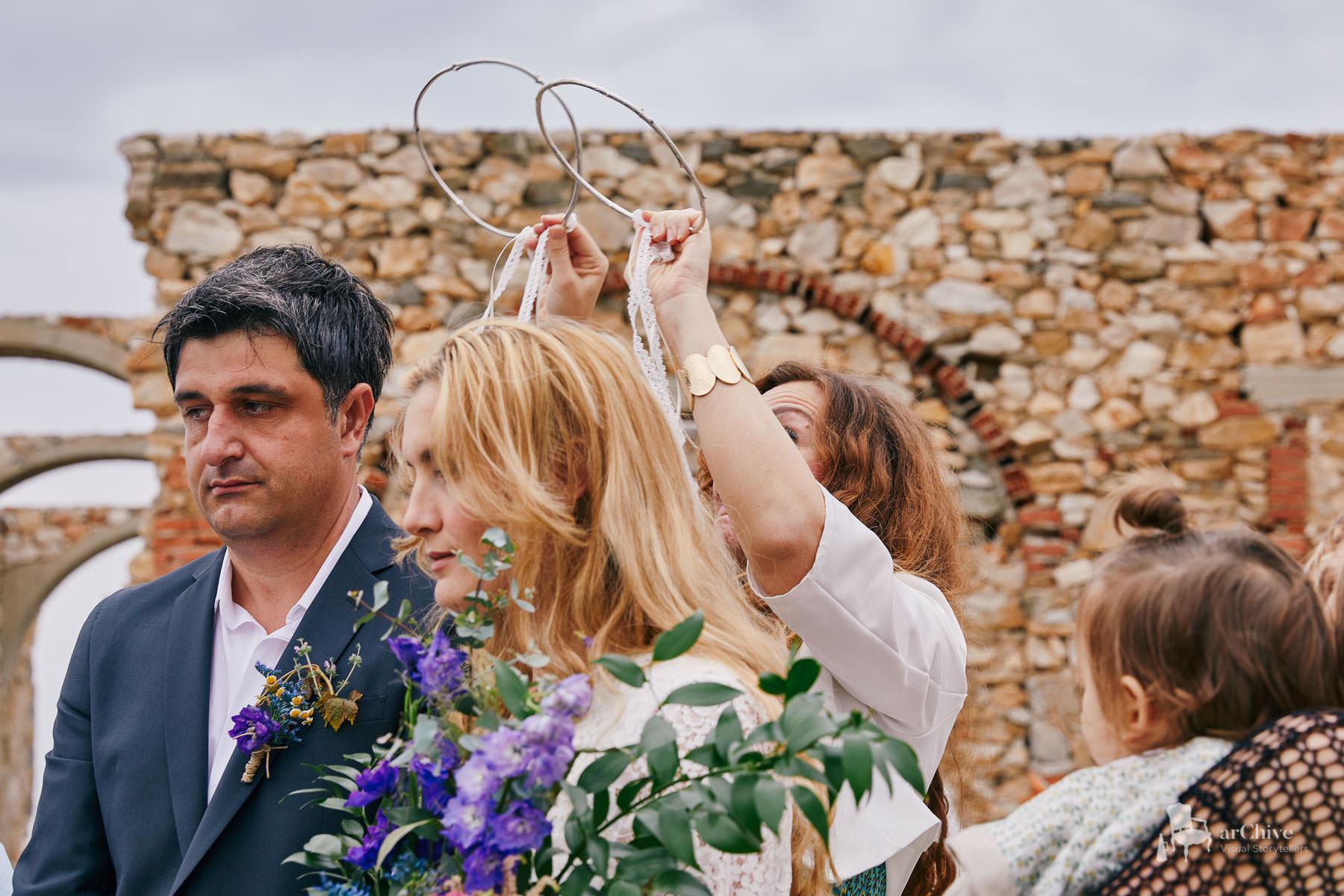 boho wedding photographer naxos