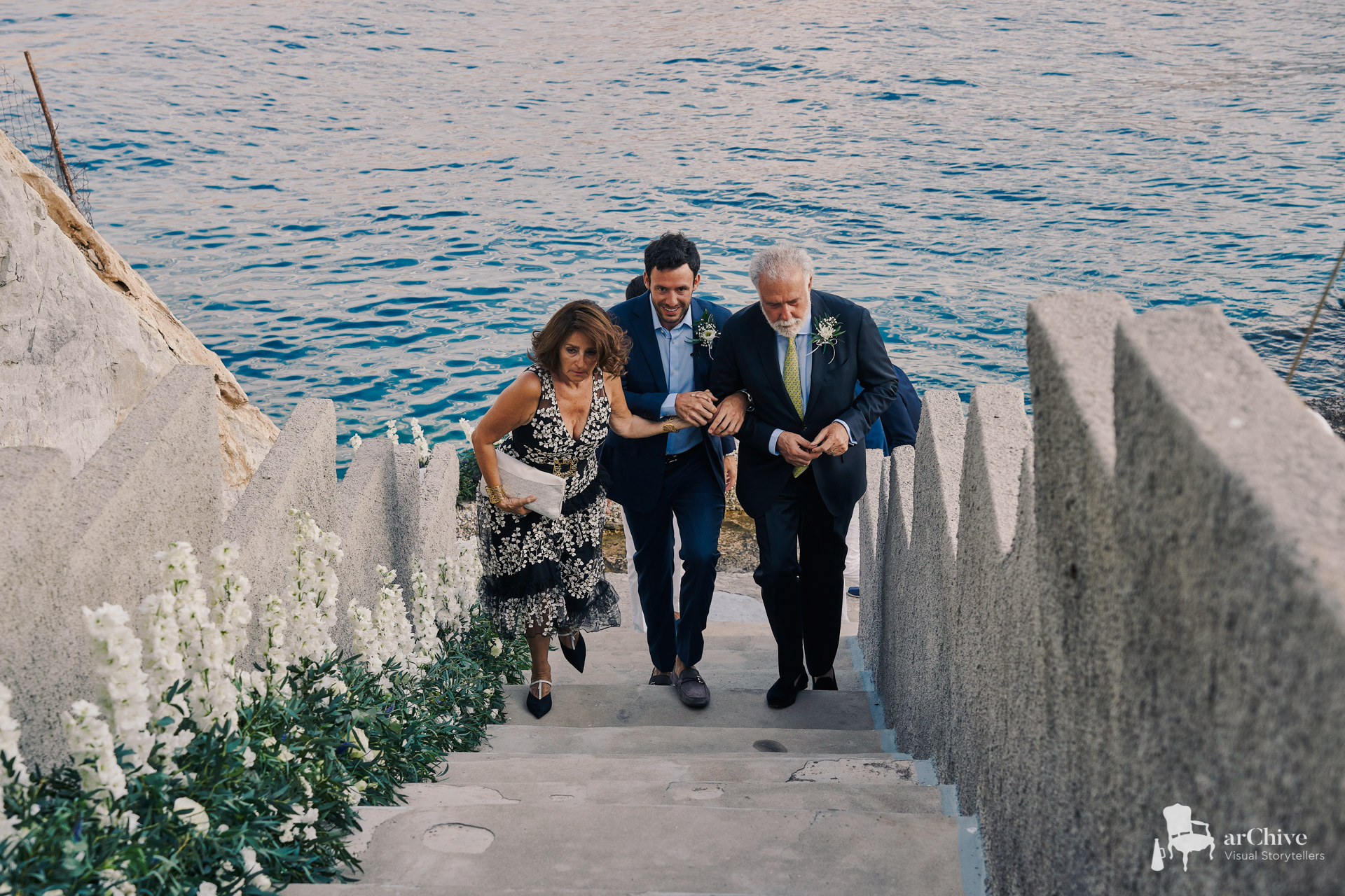analipsi symi wedding
