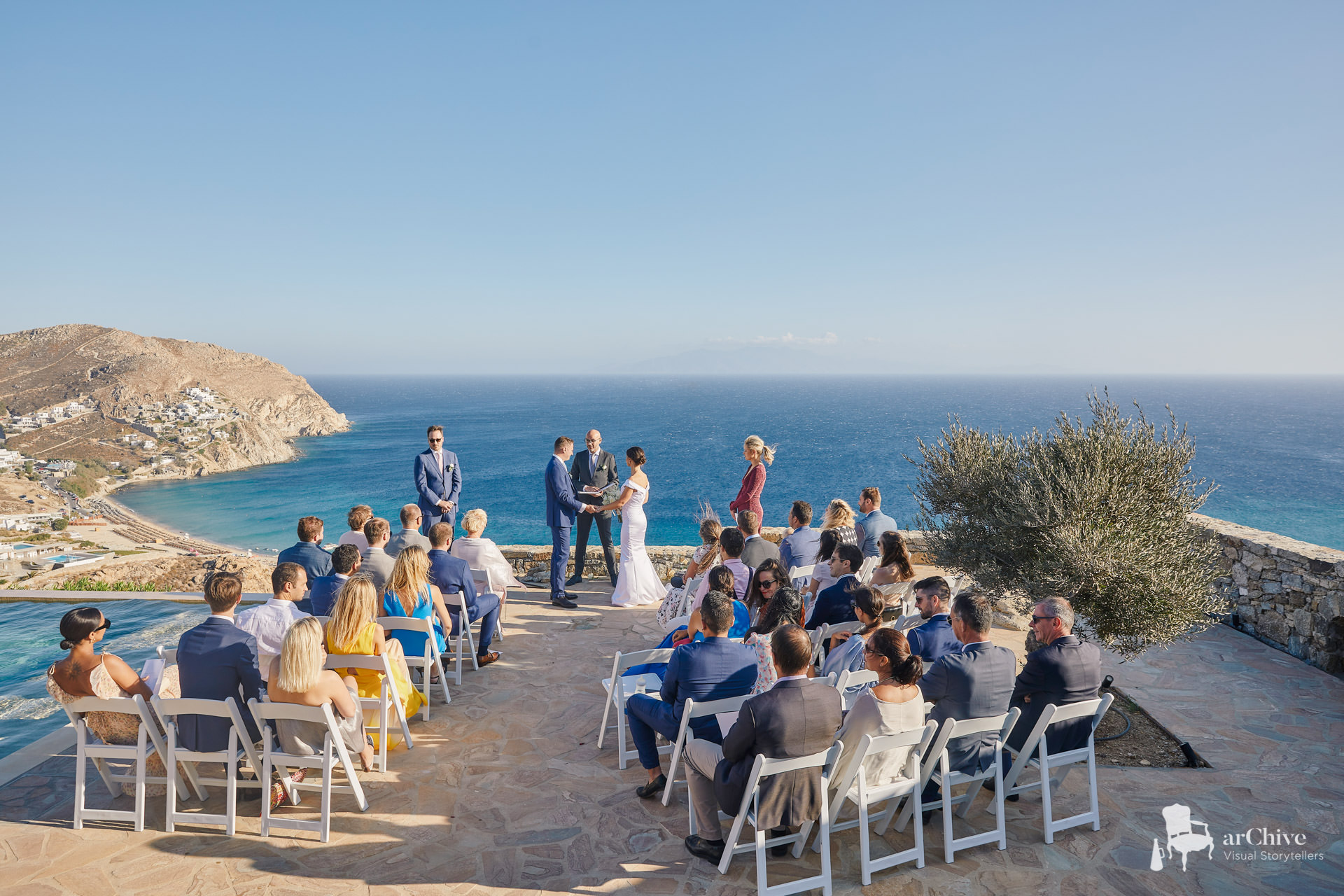 wedding villa mykonos